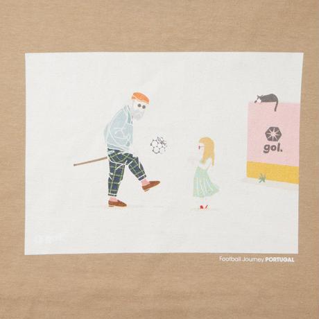 [限定クリアファイルプレゼント]Tシャツ<Vovô e filhos>(G192-817)