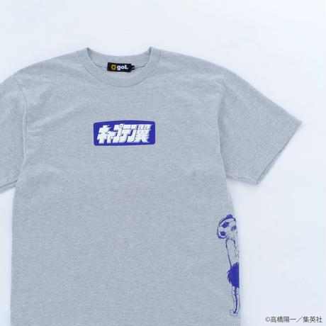 [キャプテン翼コラボ]Jr.Tシャツ<OVER HEAD>(G992-734J)