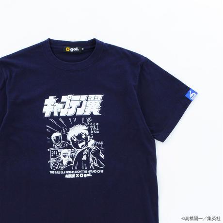 [キャプテン翼コラボ]Jr.Tシャツ<TOMODACHI>(G992-738J)