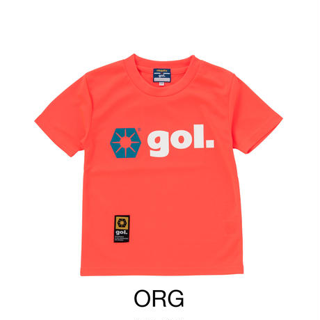 Jr. ベーシックドライシャツ(G875-203)