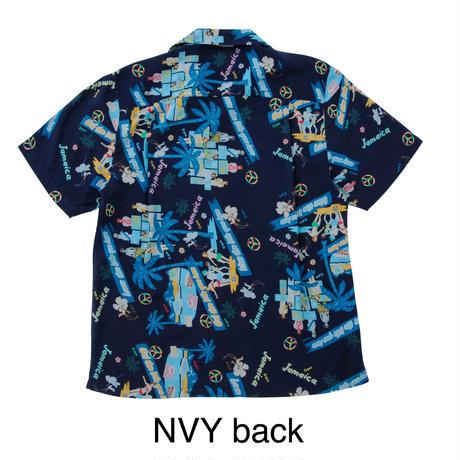 [30%off]ジャマイカンアロハシャツ<Irie>(G062-001)