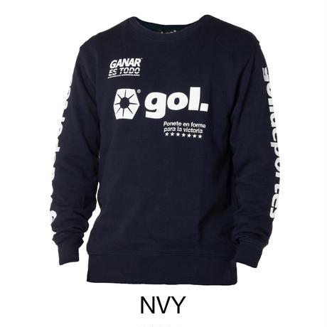 スウェットシャツ<LOGOS>(G093-772)