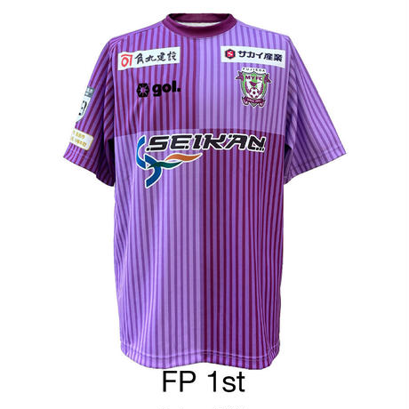 【No.あり 12番】藤枝MYFC 2021レプリカユニフォーム