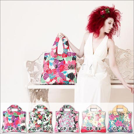 エンビロサックス[ENVIROSAX] ブランドエコバッグ Eco-friendly bag 【ガーデンパーティ[garden party]】