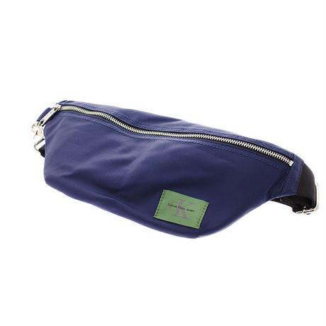 カルバンクライン ボディバッグ メンズ 75554-BLU ブルー ブルー 送料無料