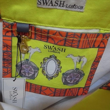 【SWASH】Tali Small HEVER HOUSE CITRINE