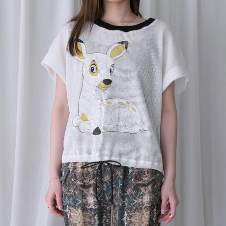 【SIMEON FARRAR】 Knit Top BAMBI