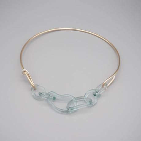 【ANNIKA INEZ】Gloss Aqua チョーカー