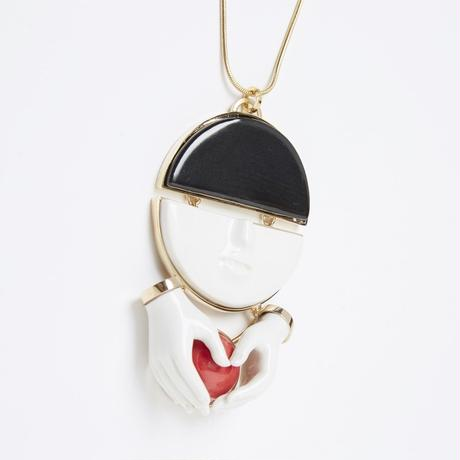 【ANDRESGALLARDO】 CHARACTER NECKLACE