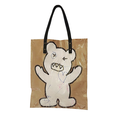 【SIMEON FARRAR】PVC PAPER BAG