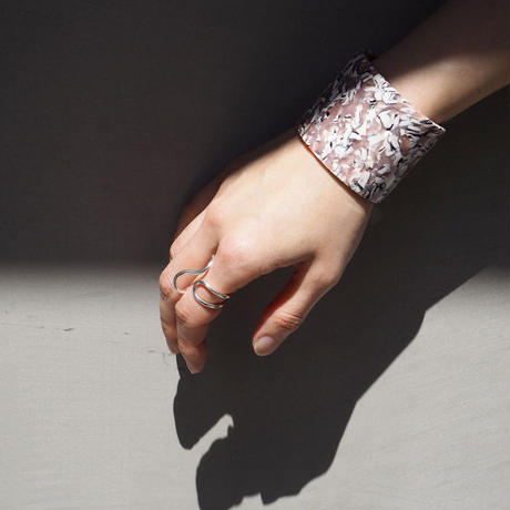 【AYM】Anabelle バングル Miami rose