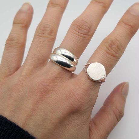 【BONVO】Signet ring シルバー