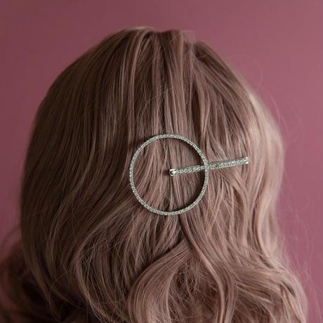 【bohem】Drawing Hair Bijou ラウンド