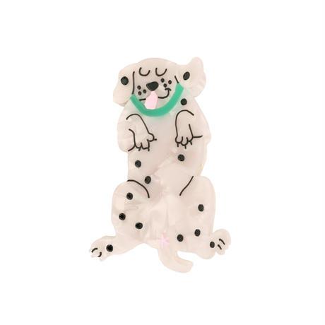 Dalmatian ヘアクリップ from Paris