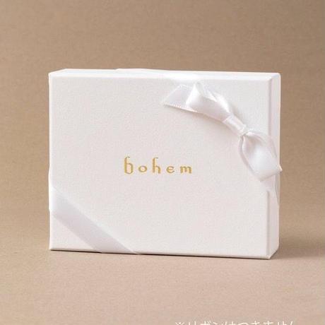 【bohem】K10 ハートネックレス