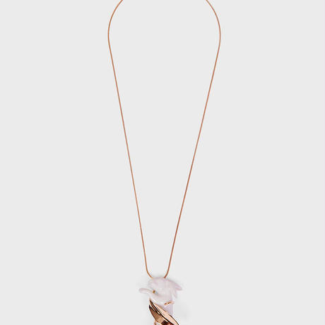 【ANDRESGALLARDO】 RABBIT LEAF NECKLACE