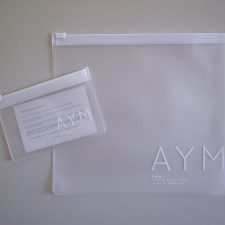 【AYM】Anabelle バングル Berline black white