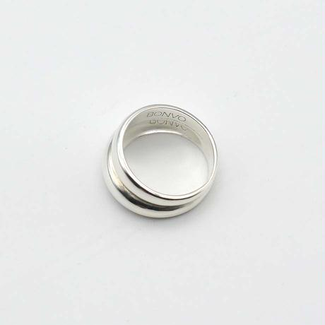 【BONVO】Erba ring シルバー
