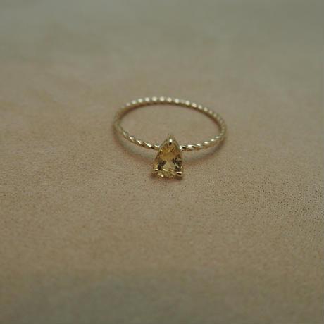 Heliodor Petite Ring(p/s)