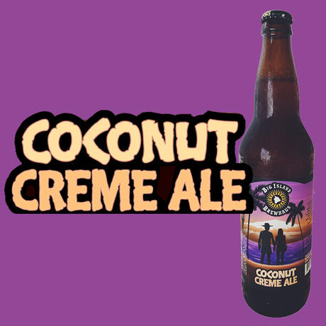 Coconut Cream Ale (650ml)