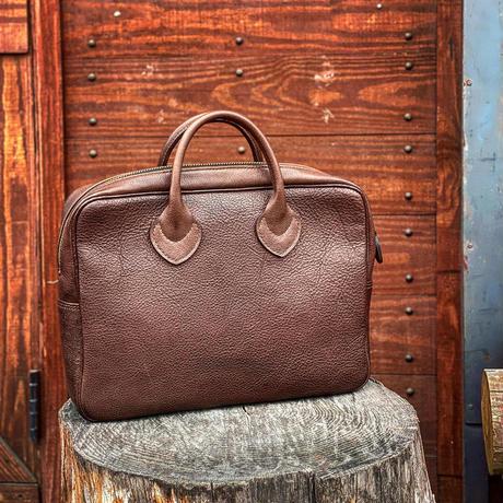 DEER HORN SMITHS Leather / Brief Case (BUFFALO)