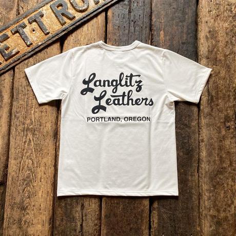 Langlitz Leathers / Policott Short Sleeve T-shirt