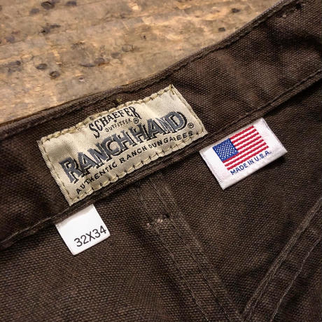 SCHAEFER / WorkPants