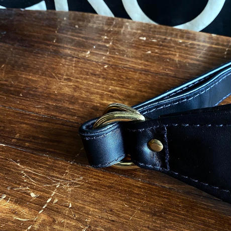 Langlitz Leathers / Padded Inside Pocket Waist Bag