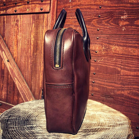 DEER HORN SMITH'S Learther / Brief Case