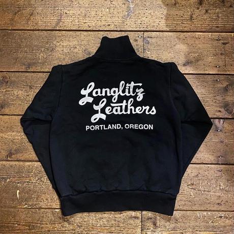 Langlitz  Leathers / ZIP SWEAT Type A