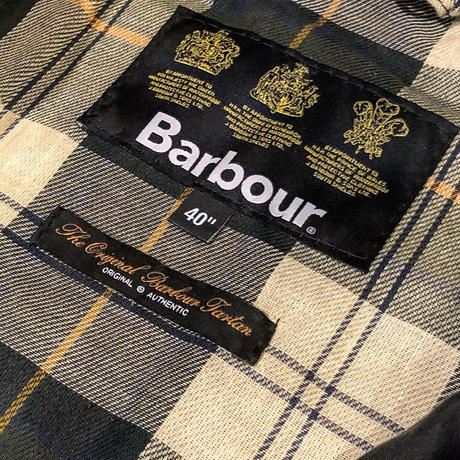 Barbour / SINGLE BREASTED COAT