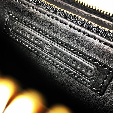 BACKDROP Leathers / X'mas 限定ZIPWALLET