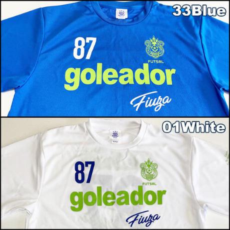 SBFCxgoleador Playersコラボ プラTシャツNo.87     sb-007-f