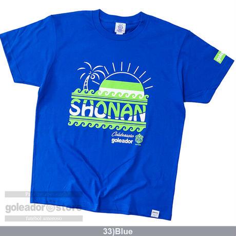SBFCxgoleador コラボSS SHONAN Tシャツ     SB-009
