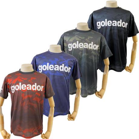 グラデーション 迷彩 プラ  Tシャツ G-2422