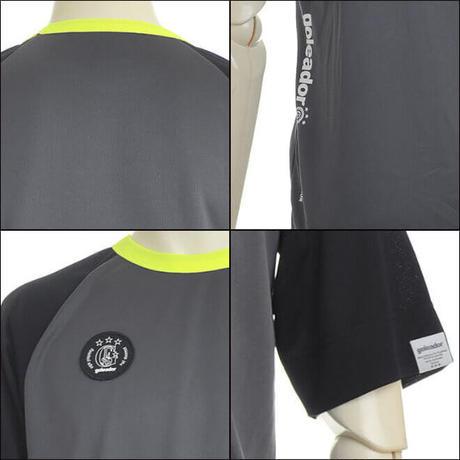 5部袖 プラシャツ G-2334