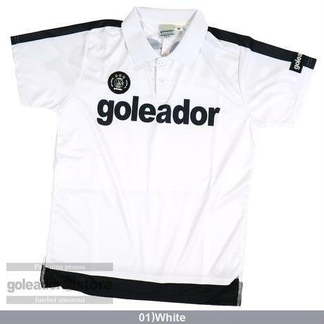 バックロゴ ポロシャツ G-2477