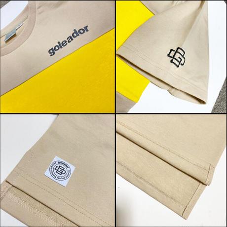 GD ミニ裏毛 2Col.ビック Tシャツ GD-042