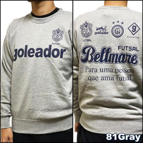 SBFCxgoleador コラボクルースウェット SB-001-F
