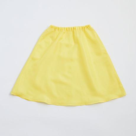 Canary yellow ペールトーンペチコート