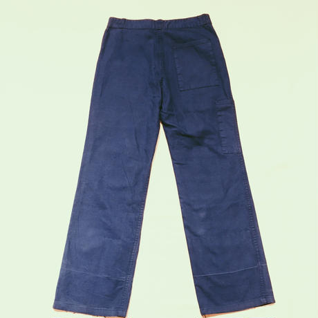 60's〜70's French Work Pants
