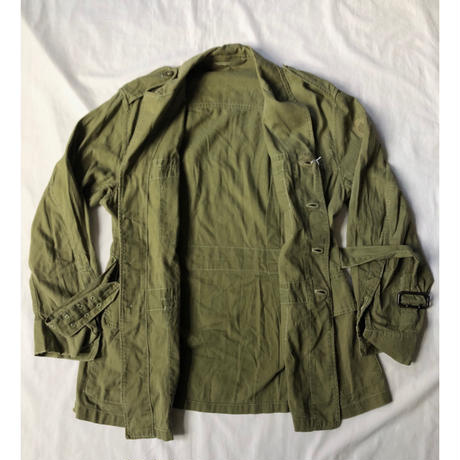 1950's Royal Army Bush Jacket 1952 Pattern.