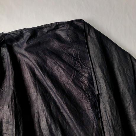 """〜1920's Waxed Linen Work Smock """"Biaude"""""""