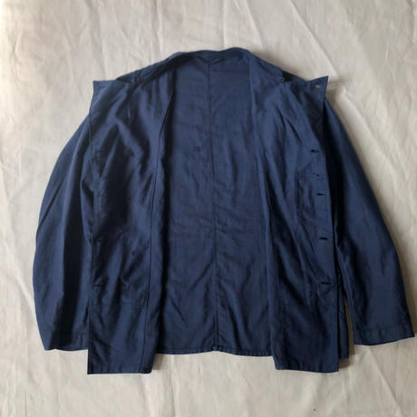 1930's/1940's Germany Cotton Silk Double Breasted Workwear (Military workwear?)