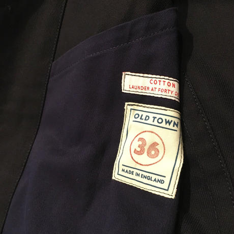 "OLD TOWN ""Stanley"" Engineer Stout Twill"