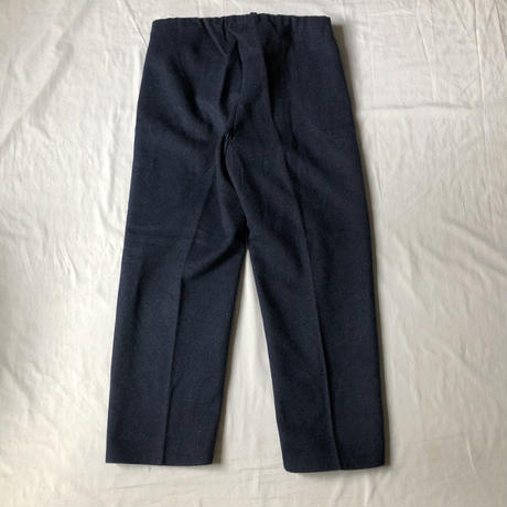 40's French Military Hospital Pants Dead Stock