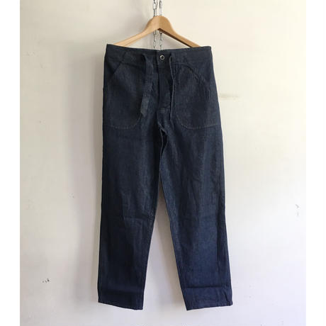 "OLD TOWN ""Unity Trousers"" 7oz Denim"