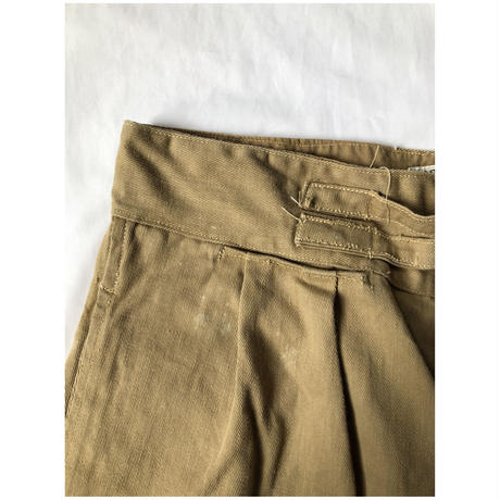 1942's Royal Australian Army Jungle Shorts