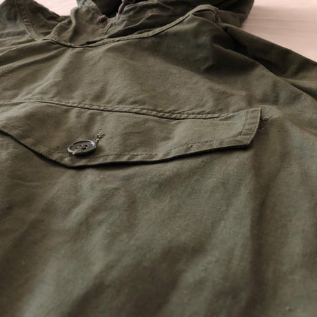 50's French Army Military Smock Good Condition/2