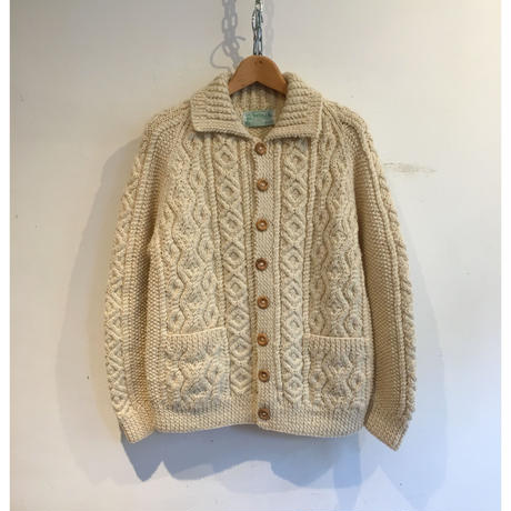 INVERALLAN 3A Cardigan Natural 38〜40